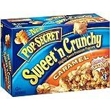 Pop-Secret Sweet 'N Crunchy Caramel Popcorn, 3 Bag Count/Box by Pop Secret