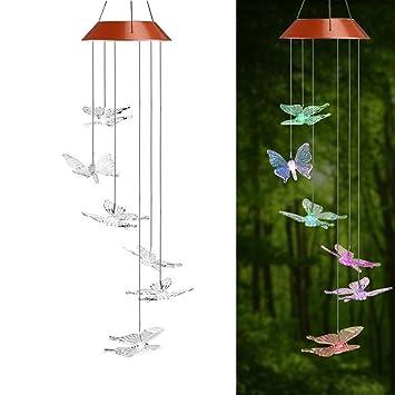 Hummingbird Hanging Spiral Wind Spinner Outdoor Garden Yard Decor