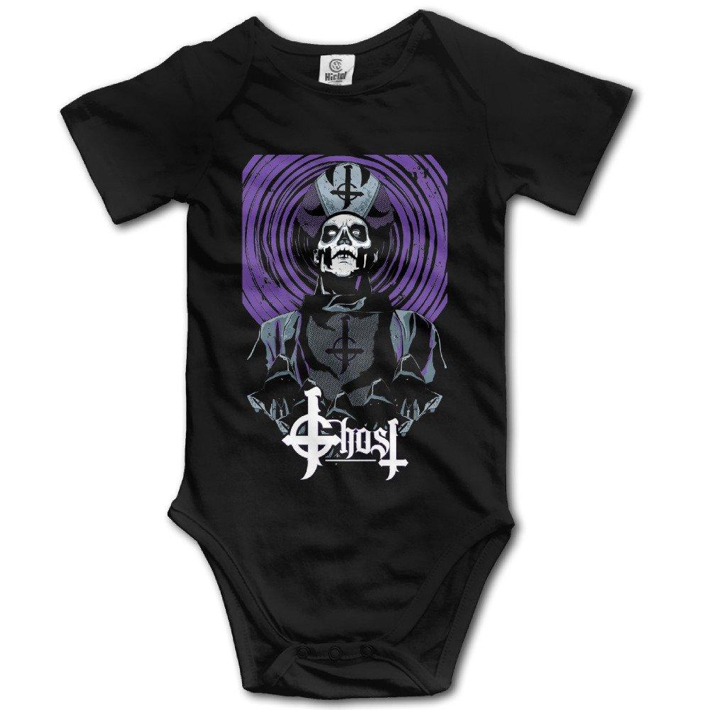 2 Baby Climbing Clothes Black SAMMOI Popestar-Ghost B.C