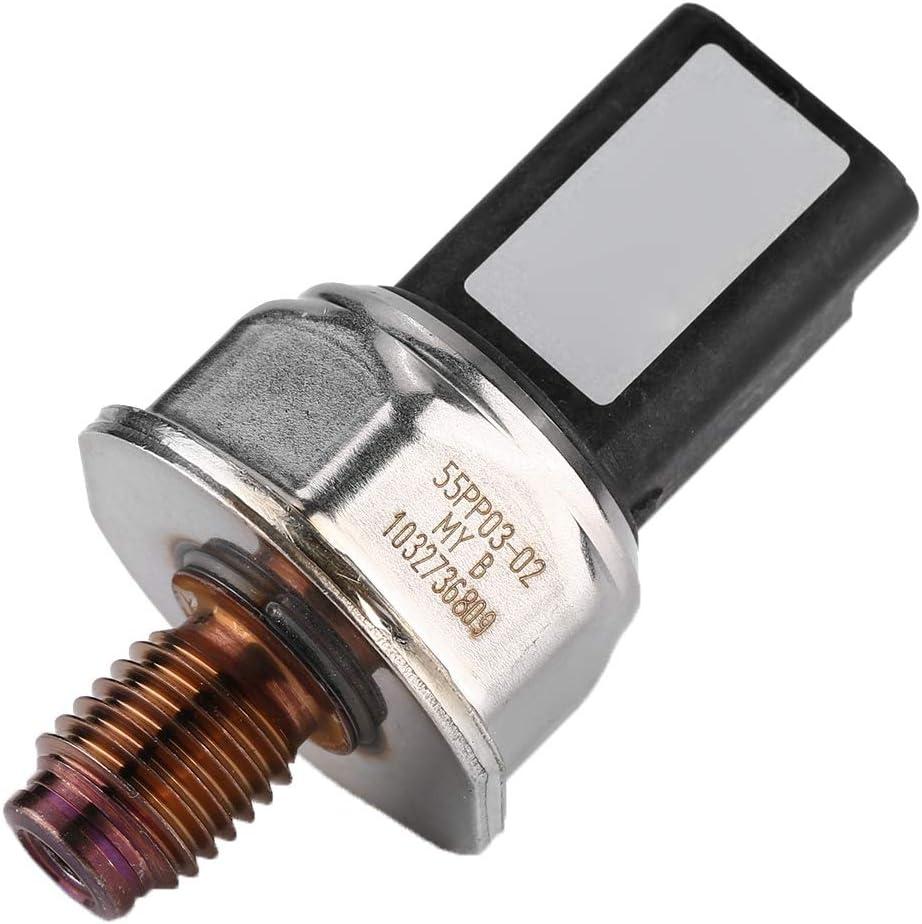 Fydun Fuel Rail High Pressure Sensor 55PP03-02 9307Z507A Fit for SsangYong Kyron 2.0 Xdi