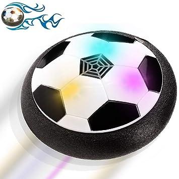 Gloween Balón Juguetes para Niños, Air Power Soccer Disco, Hover ...