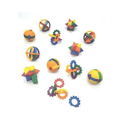 Fun Express Puzzle Balls - Games & Activities & Puzzles: Toys & Games