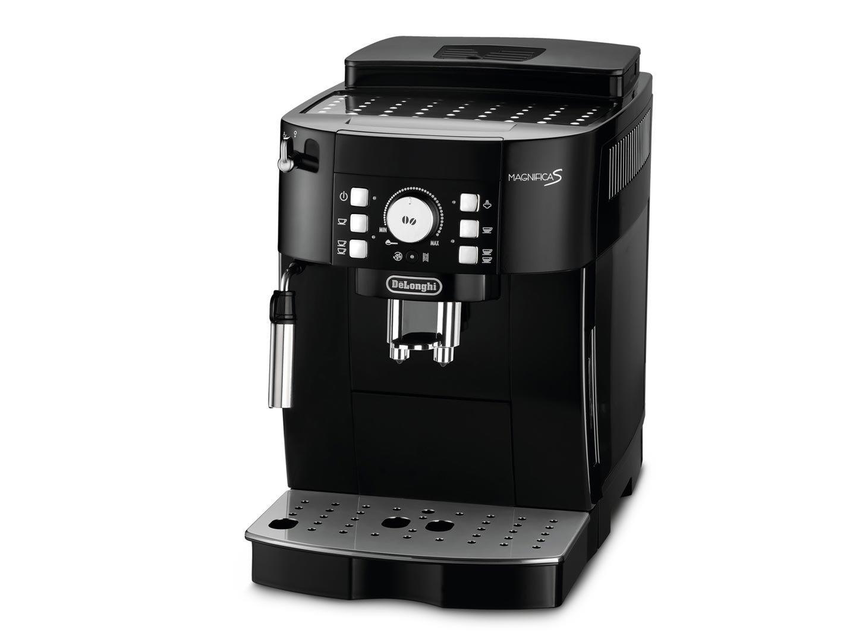 De Longhi ECAM 21110 Magnifica S máquina Café Espresso automática Depósito 1,8 litros Potencia 1450 W Color Negro: Amazon.es: Hogar