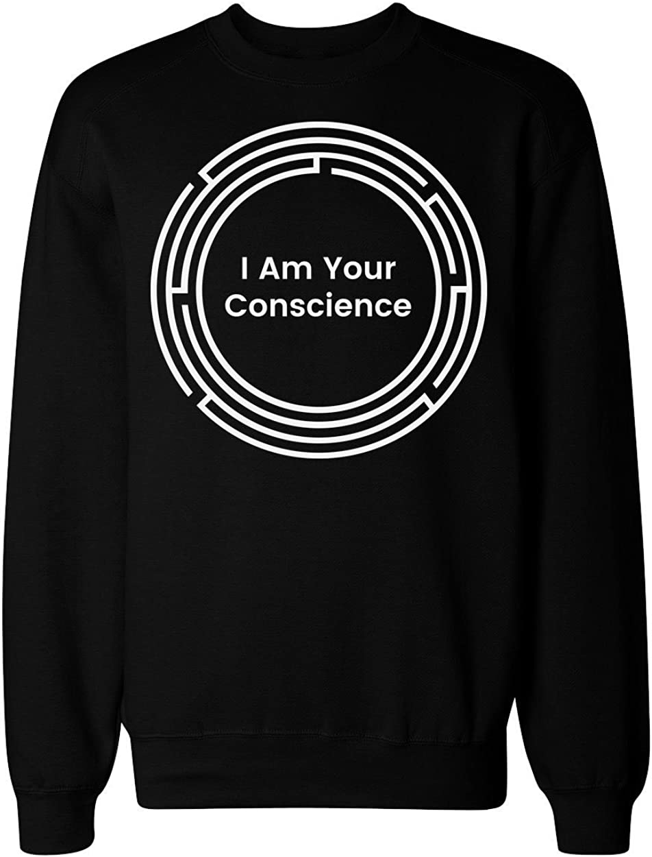 IDcommerce I Forgive You Sarcastic Patch Mens Womens Unisex Sweatshirt