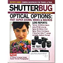 Shutterbug Magazine, Vol. 36, No. 10, Issue 443 (August, 2007)