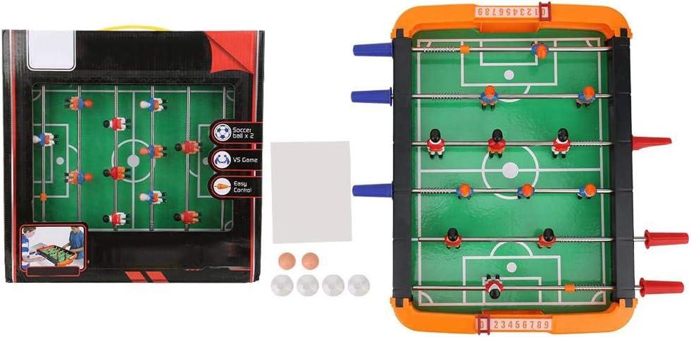 Worii Juego de Escritorio Interactivo para Padres e Hijos Máquina de fútbol de Mesa Juguete de fútbol de Mesa, Juguete Interactivo de Escritorio para niños, para niños Jugar al Aire Libre: Amazon.es: