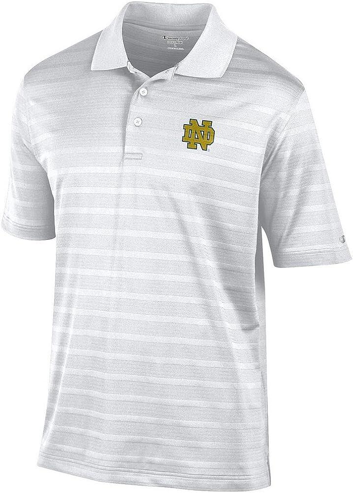 Elite Fan Shop NCAA Men's Performance Polo White : Clothing