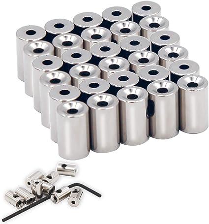 30 Pieces Metal Pin Backs Locking Pin Keepers Locking Clasp