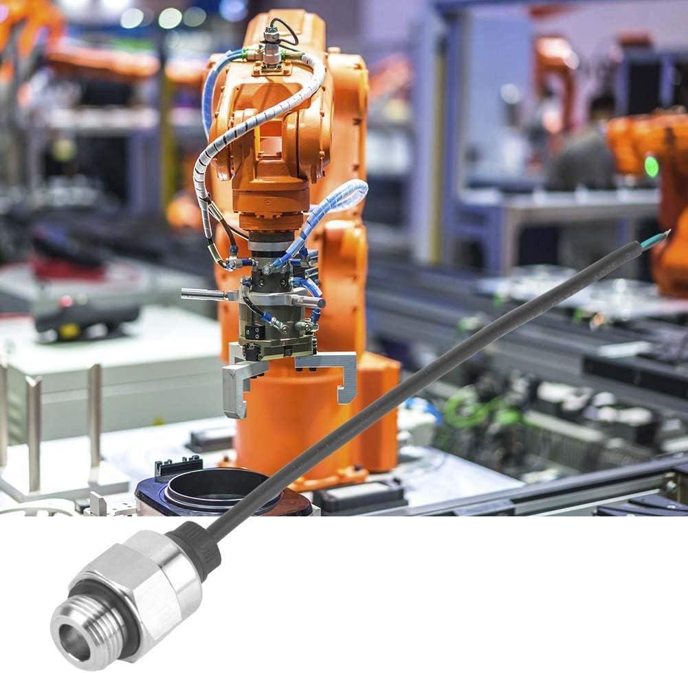 Druckmessumformer Hochgenaues Analogsignal Wasserdrucksensor Ip65 G3 8 Schraubanschluss 0 2bar Baumarkt