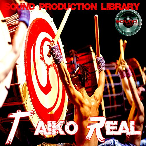 - TAIKO Drums Real - Unique Original 24bit Multi-Layer Samples/Loops Library on 2 DVD or for download