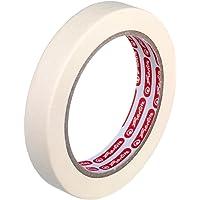 Herlitz 10683084 Tekenklepband 33 m x 19 mm beige, papier plat gecrêpt, non-permanent