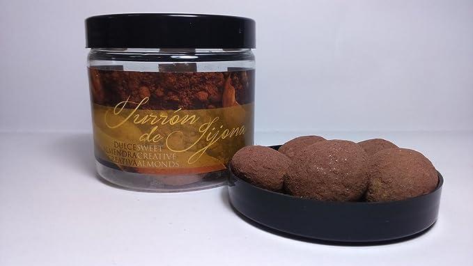 Vit-almen Almendras Cubiertas de Chocolate con Sabor a Turrón de Jijona - 125 gr