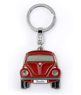 Amazon.com: Volkswagen VW Classic Beetle Keychain Keylight ...