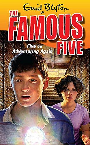 Five Go Adventuring Again (Famous Five)