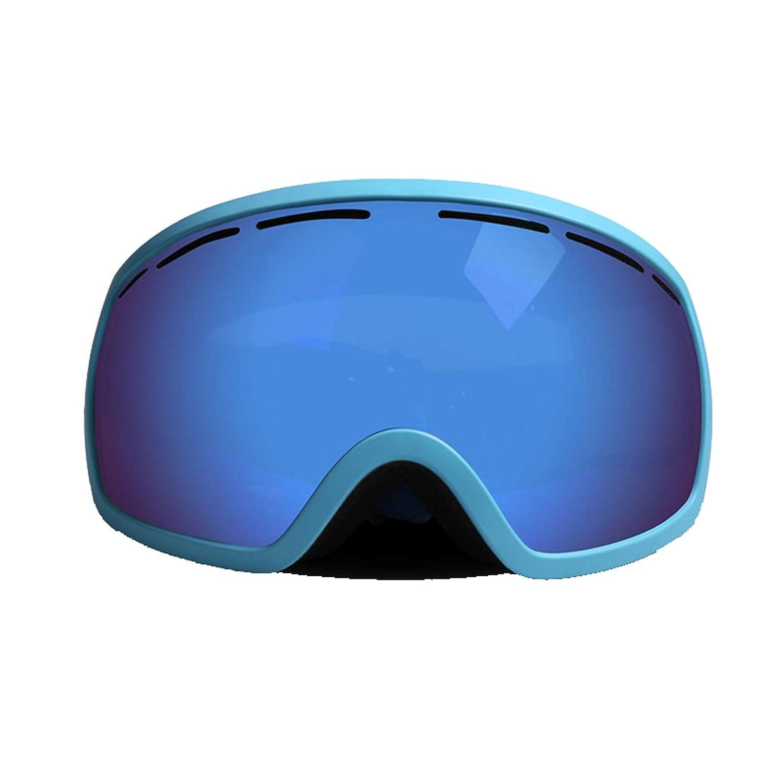 Sportbrille Im Sommer Damen Herren Doppelte Anti Fog Skibrille Winddichte Brille Warme Atmungsaktive Skibrille