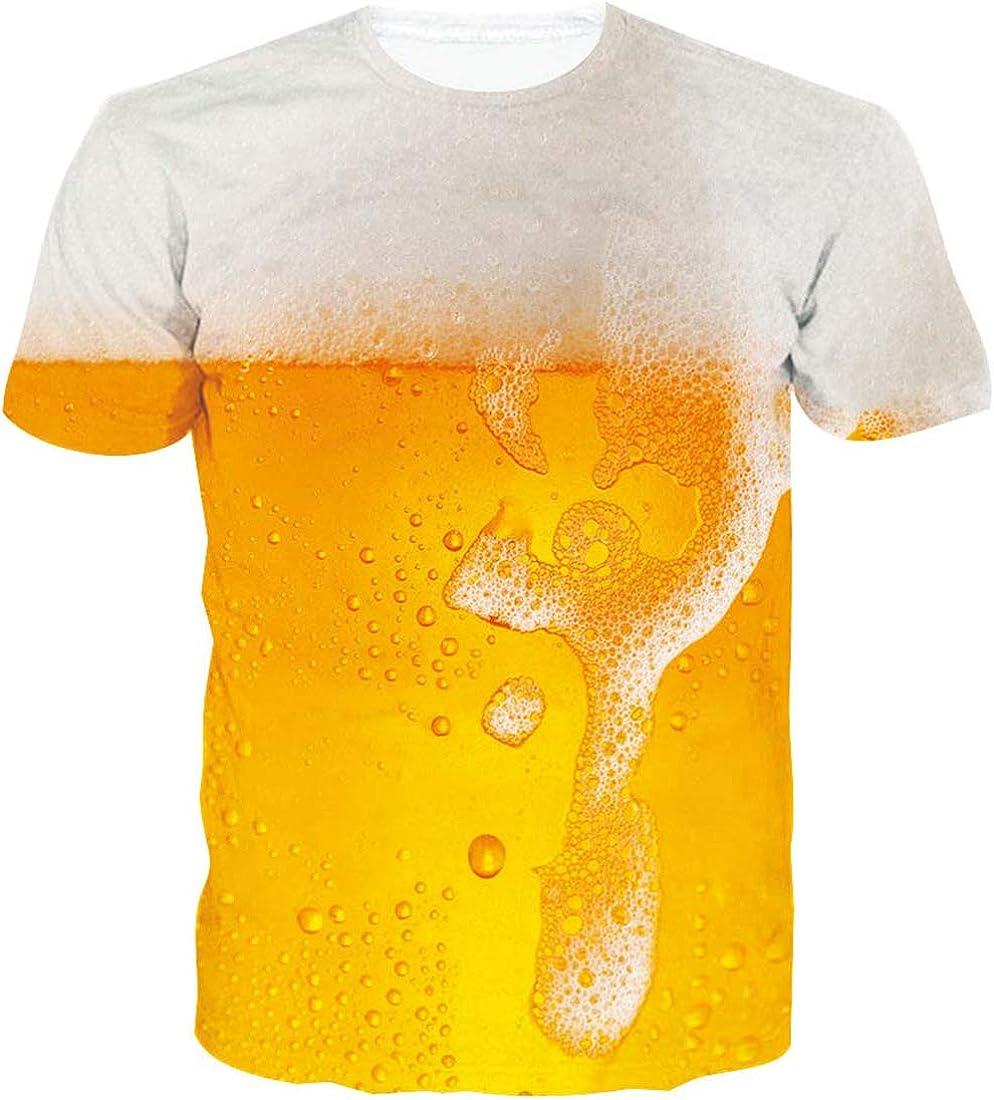 3D Bier T-Shirt