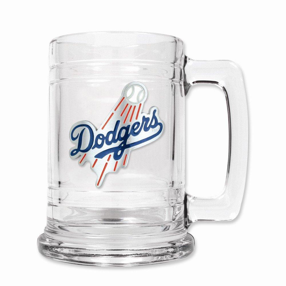 VI STAR Los Angeles Dodgers 15oz Glass Tankard