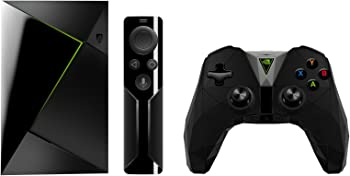 NVIDIA Shield TV 16GB Media Player with Remote & Game Controller