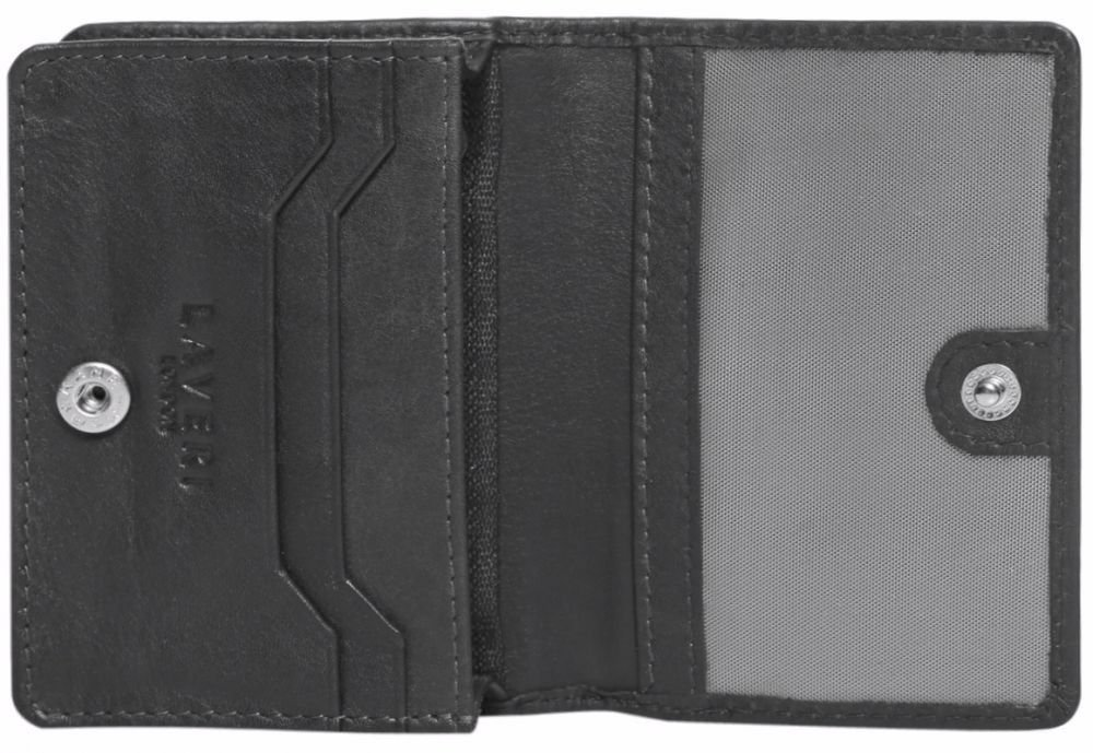 LAVERI, Porte-cartes de crédit marron marron CH_1636