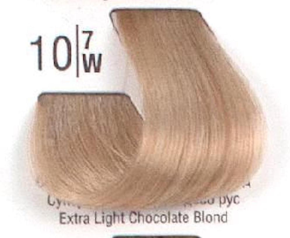 Tinte Permanente Spa Master 100ml (10.7 Rubio Extra Claro Chocolate)