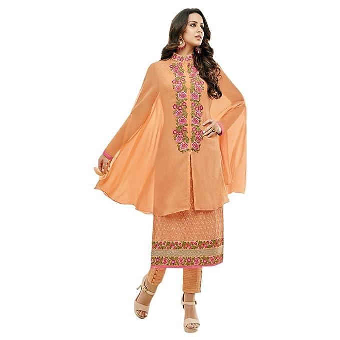 Amazon.com: Palazzo trajes colección para boda Salwar Kameez ...