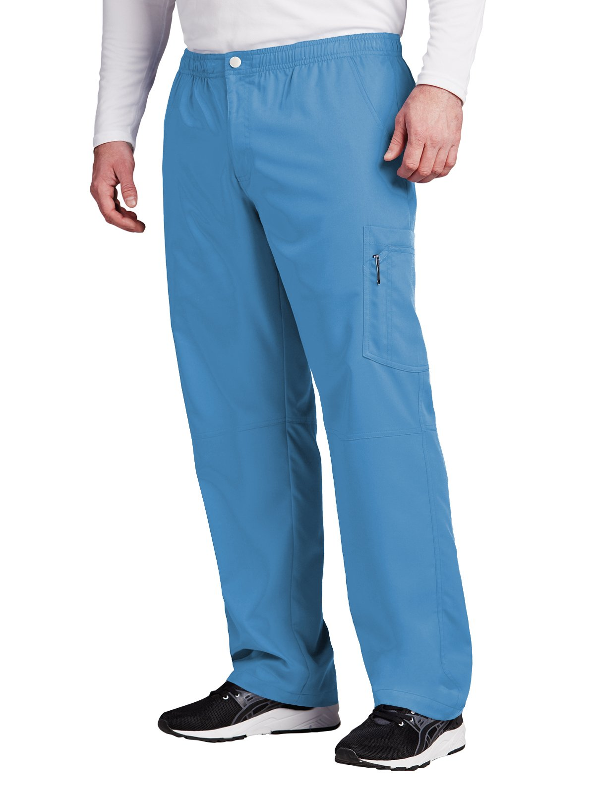Grey's Anatomy Active 0215 Men's Cargo Pant Ciel Blue S