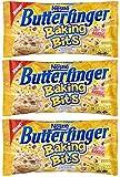 Nestle, Butterfinger Baking Bits, 10-ounce Bag (Pack of 3)
