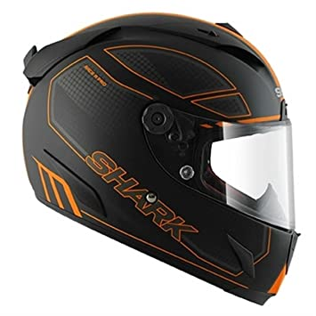 Shark-Cascos moto Race-Shark-R Chaz KOA MAT Pro Talla:XS