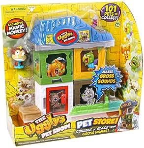 Amazon.com: The Ugglys Pet Shop Pet Store: Toys & Games