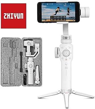 Zhiyun Smooth 4 estabilizador de cardán para teléfono Compatible ...