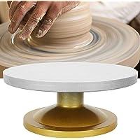 Nannday Placa giratoria de cerámica, máquina de cerámica