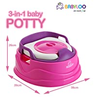 Babyloo Pink for Girl