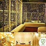 ADDLON String Lights Starry Curtain lights