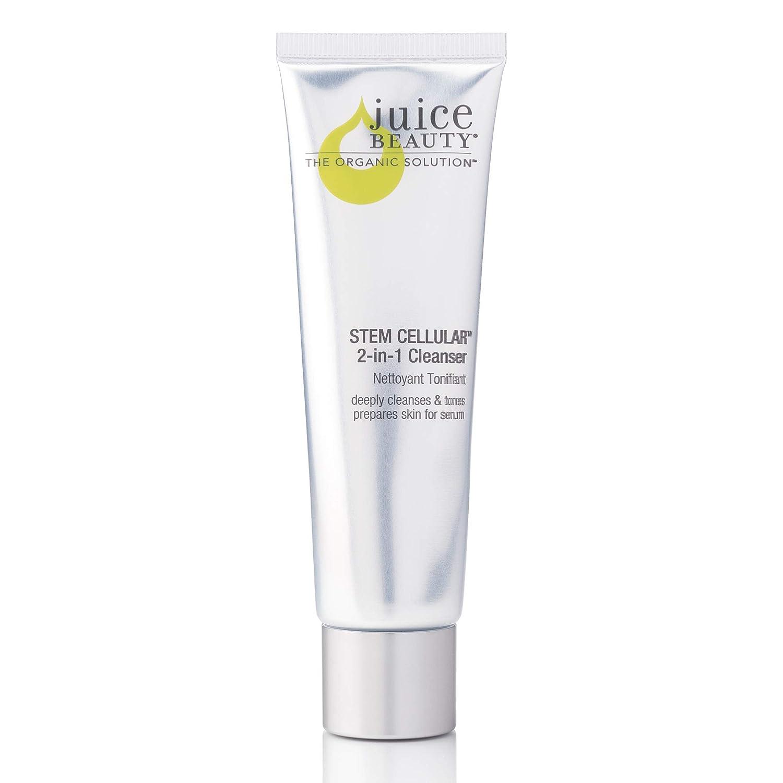 Juice Beauty Stem Cellular 2-in-1 Cleanser, 2 Fl Oz