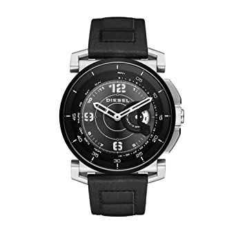 f487ec14116 Amazon.com  Diesel On Time Hybrid Smartwatch  Watches