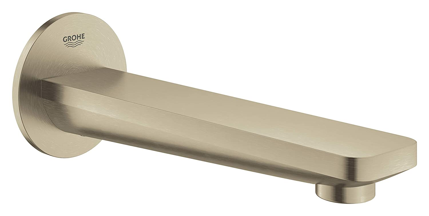 Grohe 13381EN1 Lineare Tub Spout Brushed Nickel