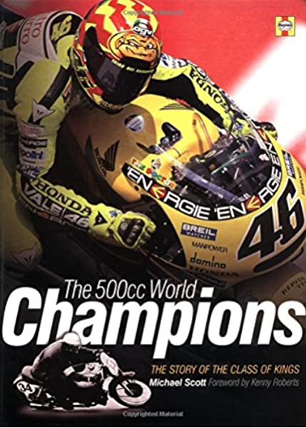 The 500cc World Champions: Kings of the Road Race: Amazon ...