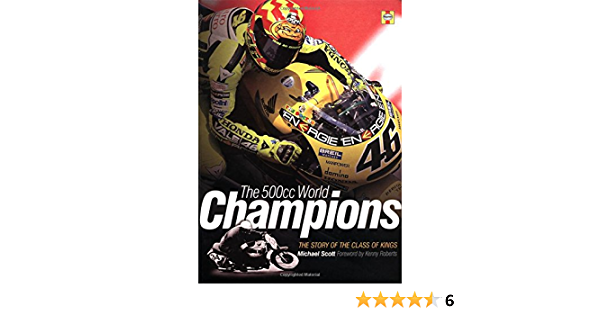 The 500cc World Champions: Kings of the Road Race: Amazon.es ...