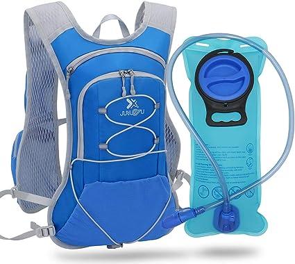 Bleu Eau Vessie Hydratation Pack 2 litres NOUVEAU SOUS EMBALLAGE Sac à Dos