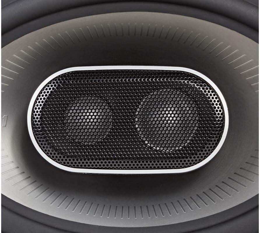 Polk MM692 6.5 Coaxial 3-Way Marine Grade IP56 Speakers 150W RMS