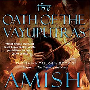 The Oath of the Vayuputras Hörbuch