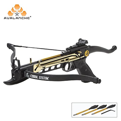 Cobra Self Cocking Tactical Crossbow Pistol