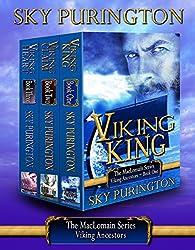 The MacLomain Series- Viking Ancestors (Books 1, 2 and 3)