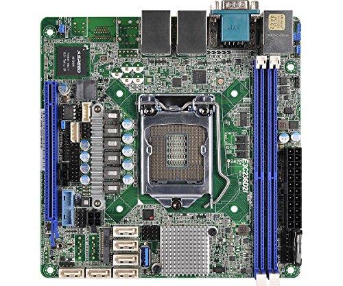 ASRock Rack Motherboard E3C236D2I