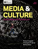 Media and Culture : An Introduction to Mass Communication, Campbell, Richard and Martin, Christopher R., 1457634597