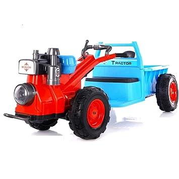 Tractor Coche Eléctrico Se Puede Usar para Sentarse con Luz ...