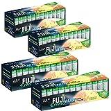 Fuji EnviroMAX Super Alkaline AA + AAA Set - Eco Friendly Batteries (Pack of 192 (96AA + 96AAA))