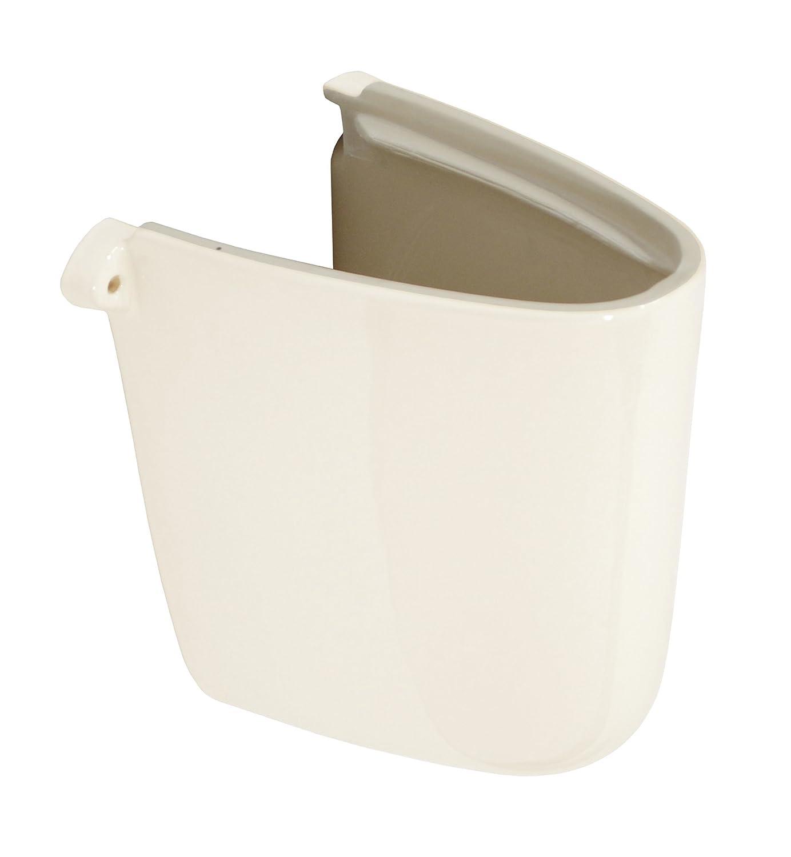 toto ht242 01 lavatory shroud cotton white bathroom sinks