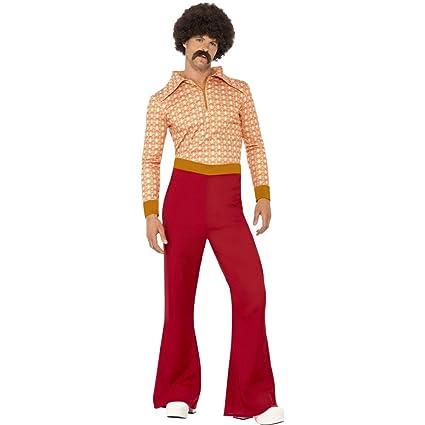 Disfraz Varón Años 71 - L (ES 52/54) | Outfit Retro Hombres ...