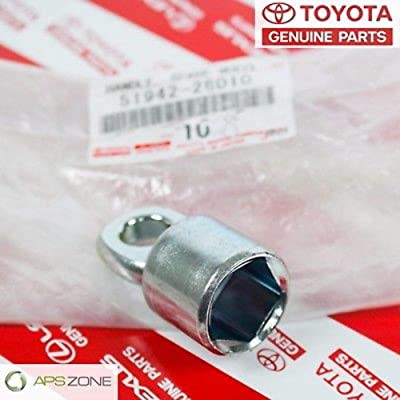 Toyota Genuine Parts 51942-28010 Lexus RX Spare Tire Socket: Automotive